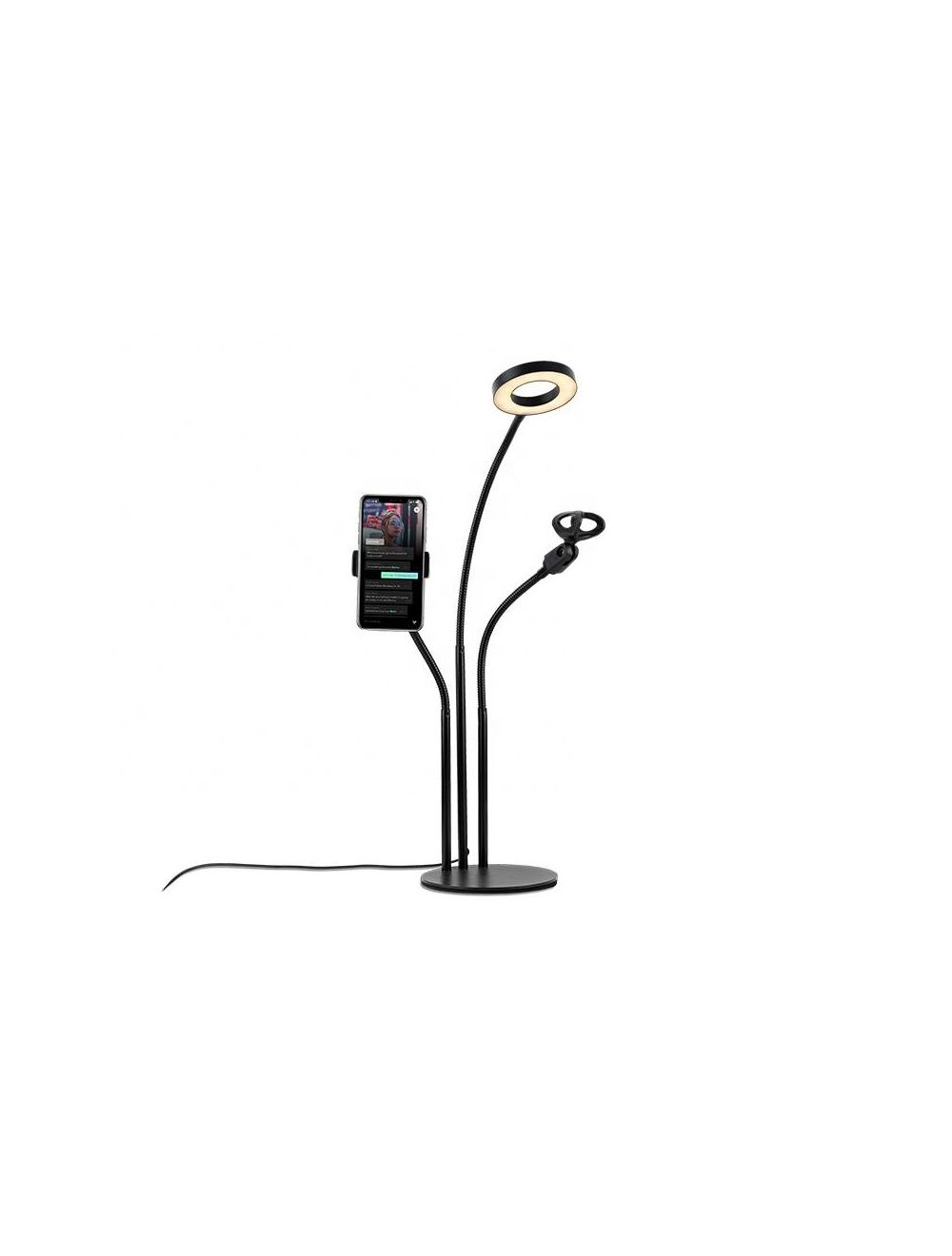 ST7011  Live support with LED light