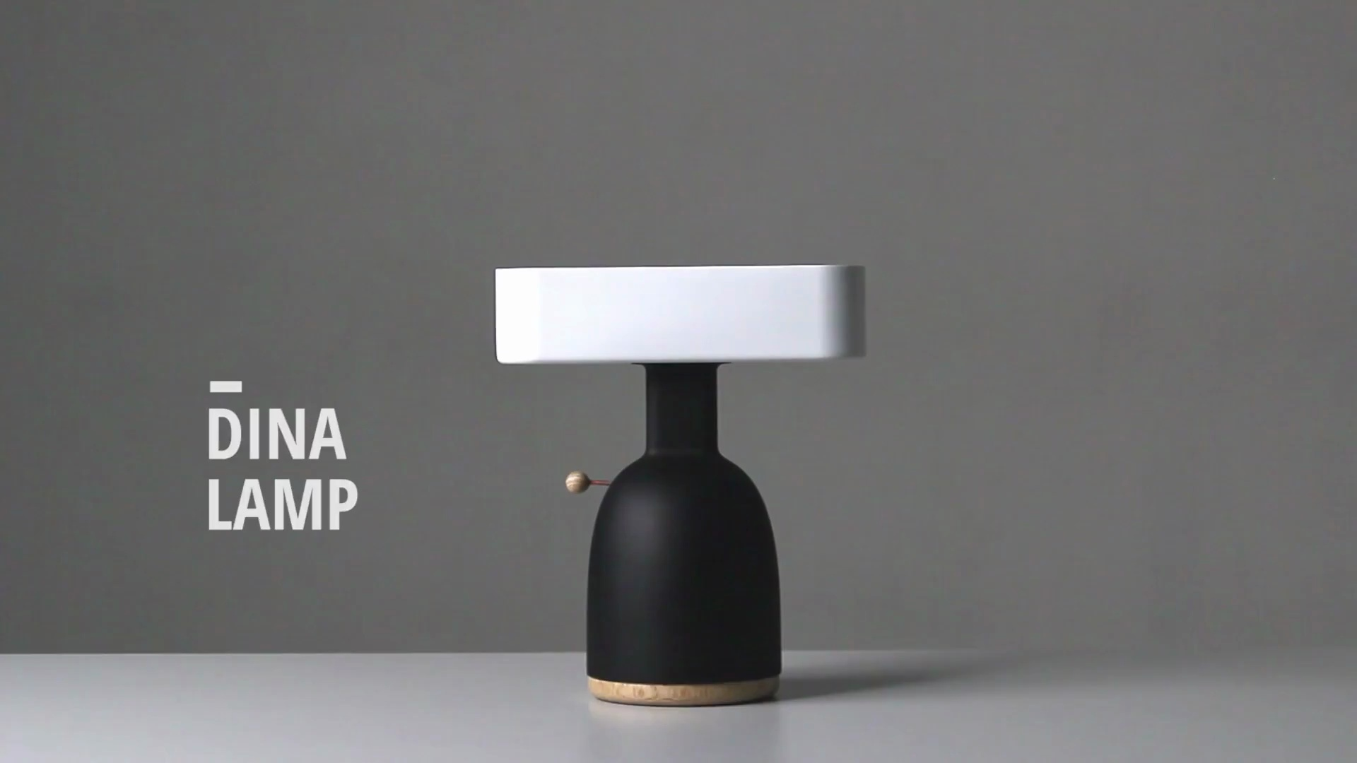 DINA CoinLamp Lamp with moneybox function